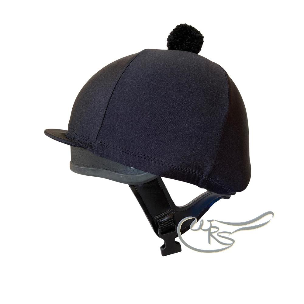 Ornella Prosperi Black Lycra Hat Cover