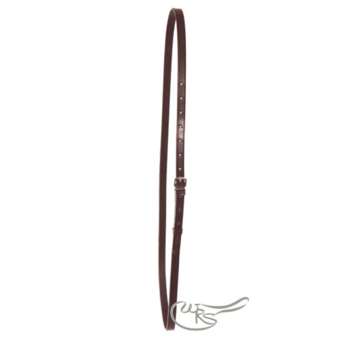 Ascot Leather Neck Strap
