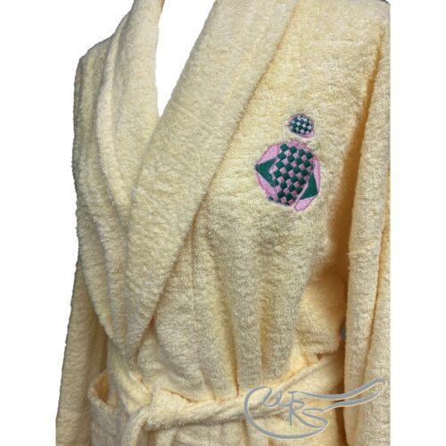 WRS Embroidered Bath Robe