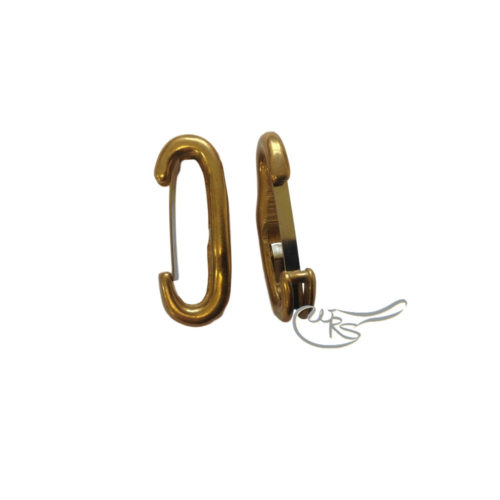 Brass Bit Clips