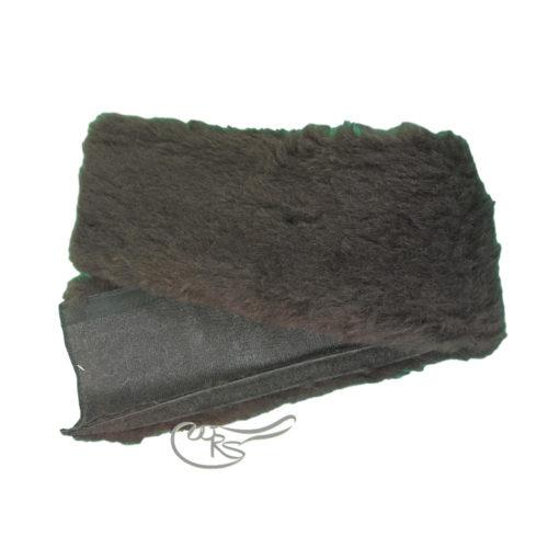 NuuMed Wool Breastgirth Sleeve, Brown