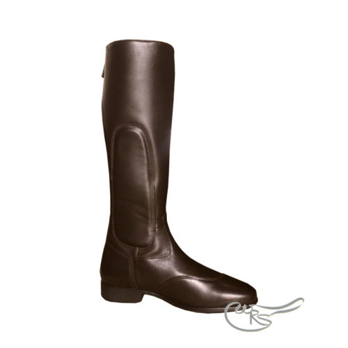 Breeze Up Leather Exercise Boots, Brown