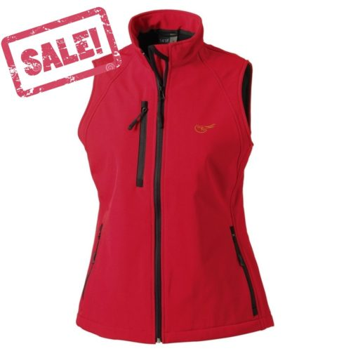 WRS Gilet, Red