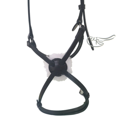 English Leather Grackle Mexican Noseband