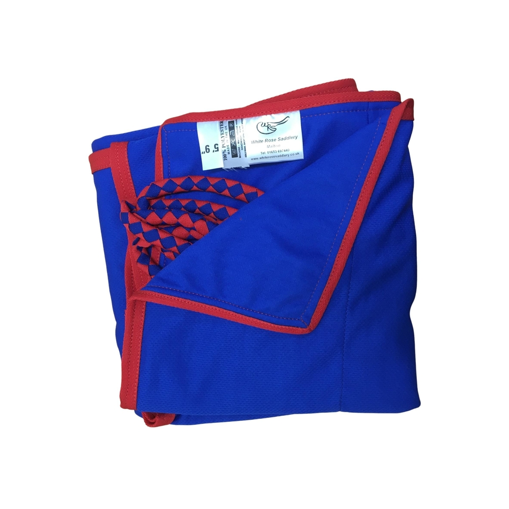 WRS Onyx Cooler, Royal/Red