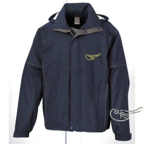 WRS Lightweight Technical Jacket, Navy Blue