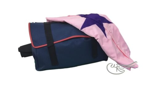 Nuumed Kitbag, Navy(Racing Pad not included)