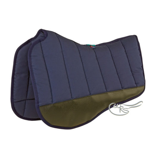 Nuumed HiWither Quilt Exercise Pad, Navy Blue
