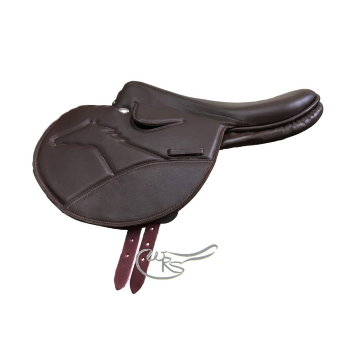 Old Mill Leather Exercise Saddle