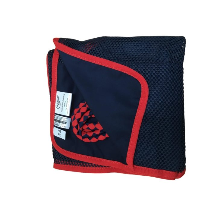 WRS Onyx Cooler, Navy/Red