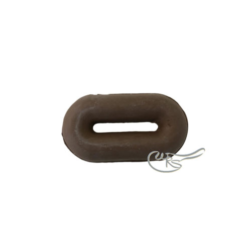 Rubber Martingale Stop, Brown