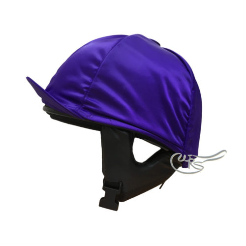 Plain Nylon Hat Cover USA Style, Purple