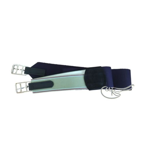 WRS Web Elastic Girth, Navy Blue