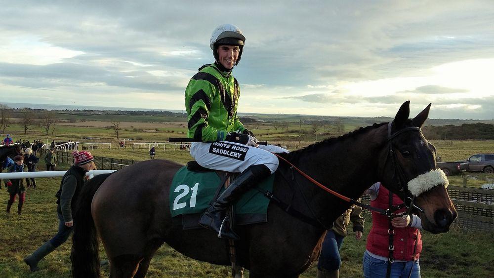 John Dawson Sponsored Jockey
