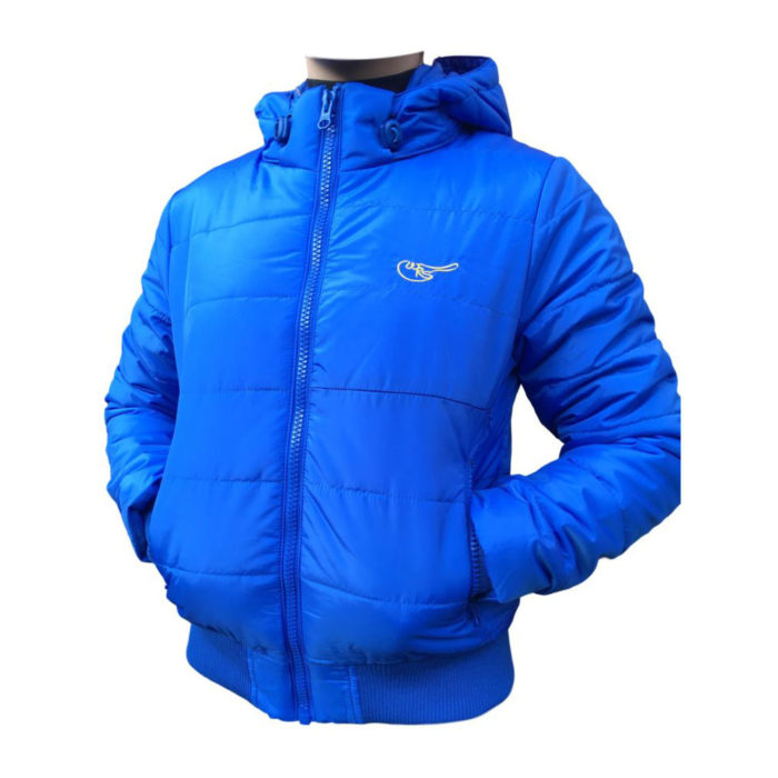 WRS Superhood Jacket Blue
