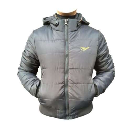 WRS Superhood Jacket Grey