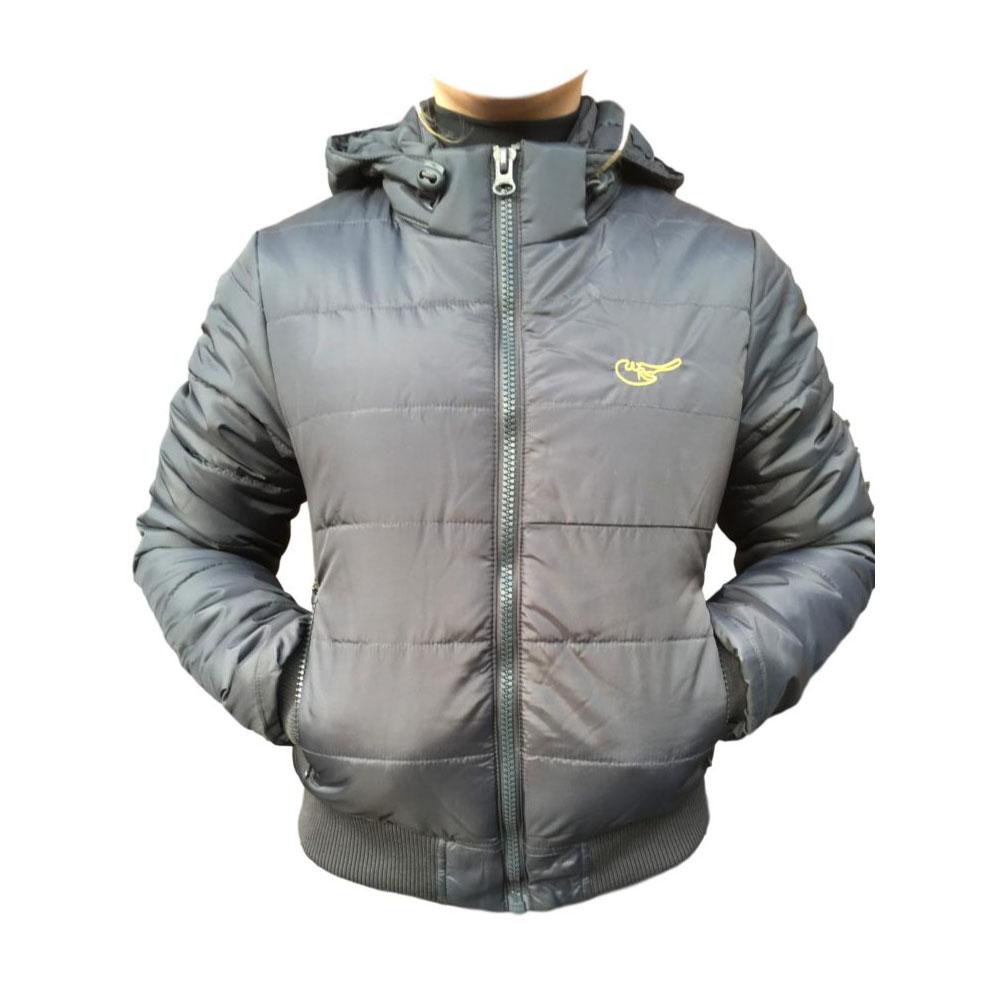 WRS Superhood Jacket Grey