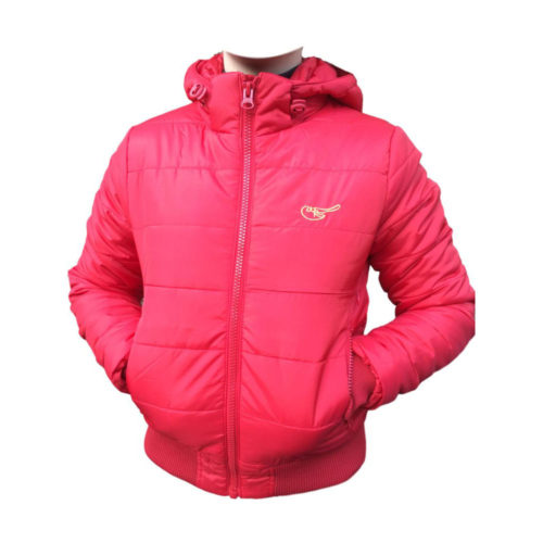 WRS Superhood Jacket Red