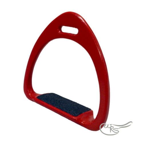 Zilco Balance Stirrups, Red