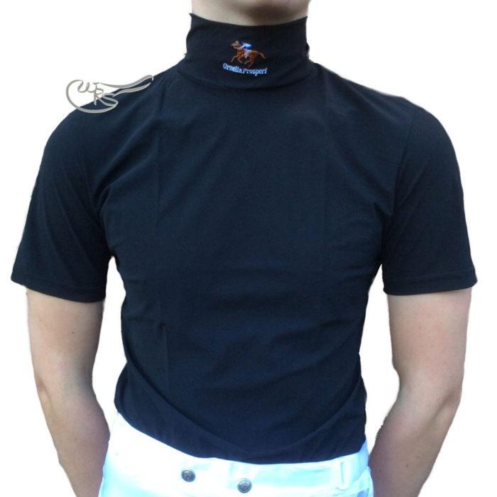 Ornella Prosperi Short Sleeved Lycra Race Shirt