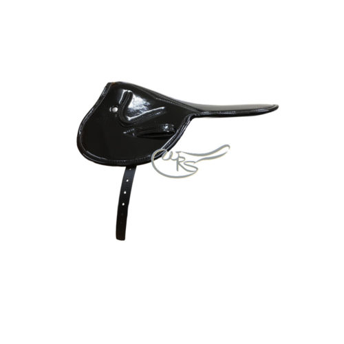 Zilco 180g Patent Race Saddle, Black
