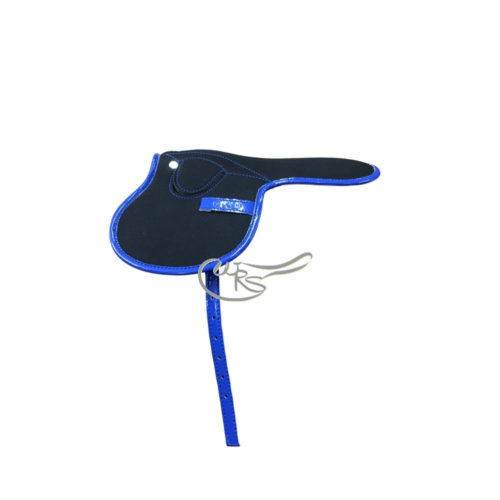 Zilco 185g Zilco Race Saddle, Royal Blue