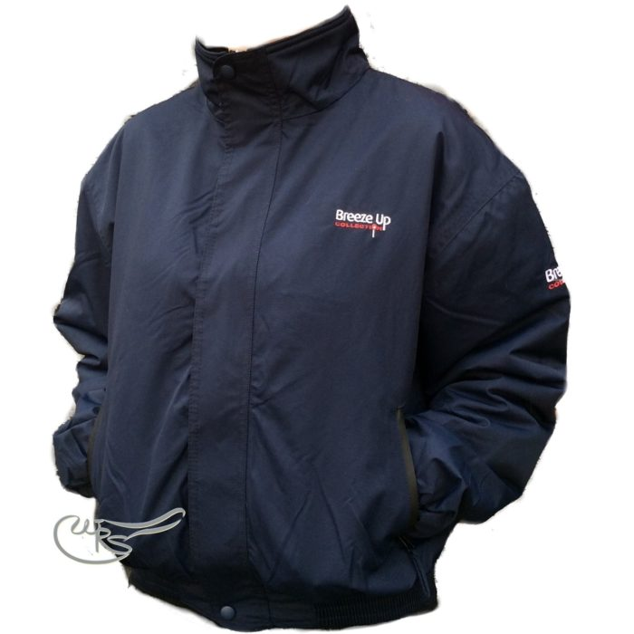Breeze Up Child's Winter Jacket, Navy Blue