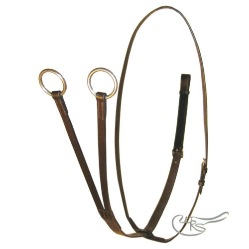 English Leather Running Martingale