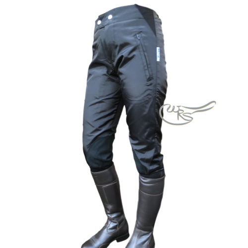Hyland Showerproof Breeches, Black/Black
