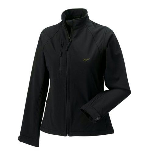 WRS Softshell Jacket, Black