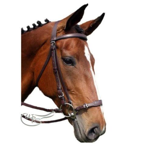 English Leather Kineton Noseband