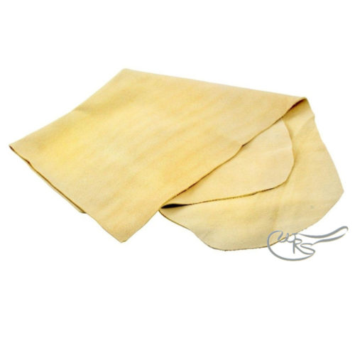 Extra Large Leather Chamois