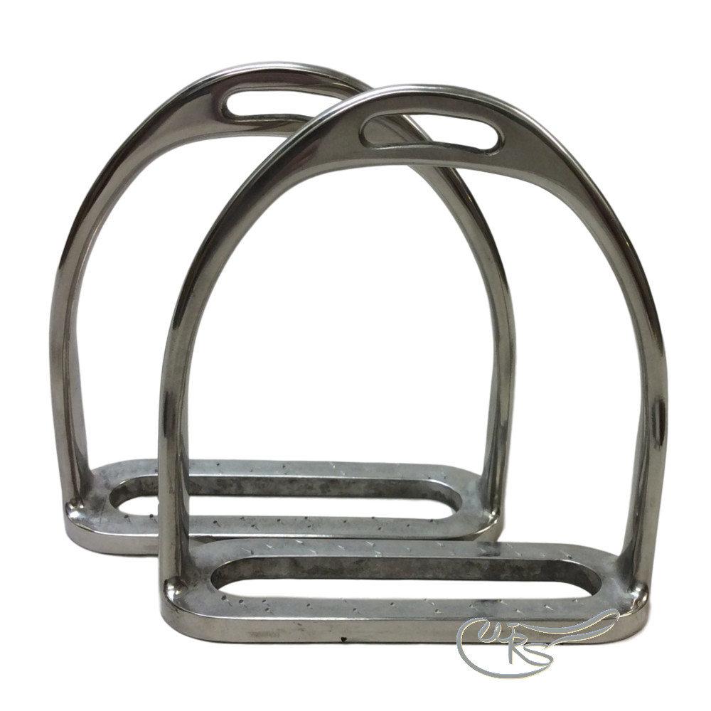Zilco Lightweight Stainless Steel Exercise Stirrups