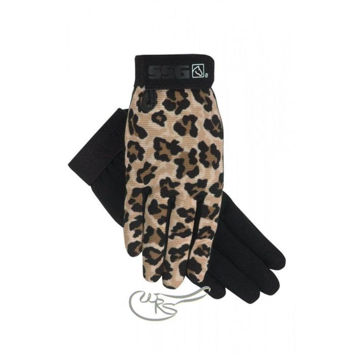 SSG All Weather Glove,s Leopard Skin