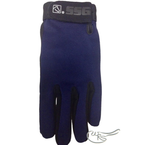 SSG All Weather Gloves, Navy Blue