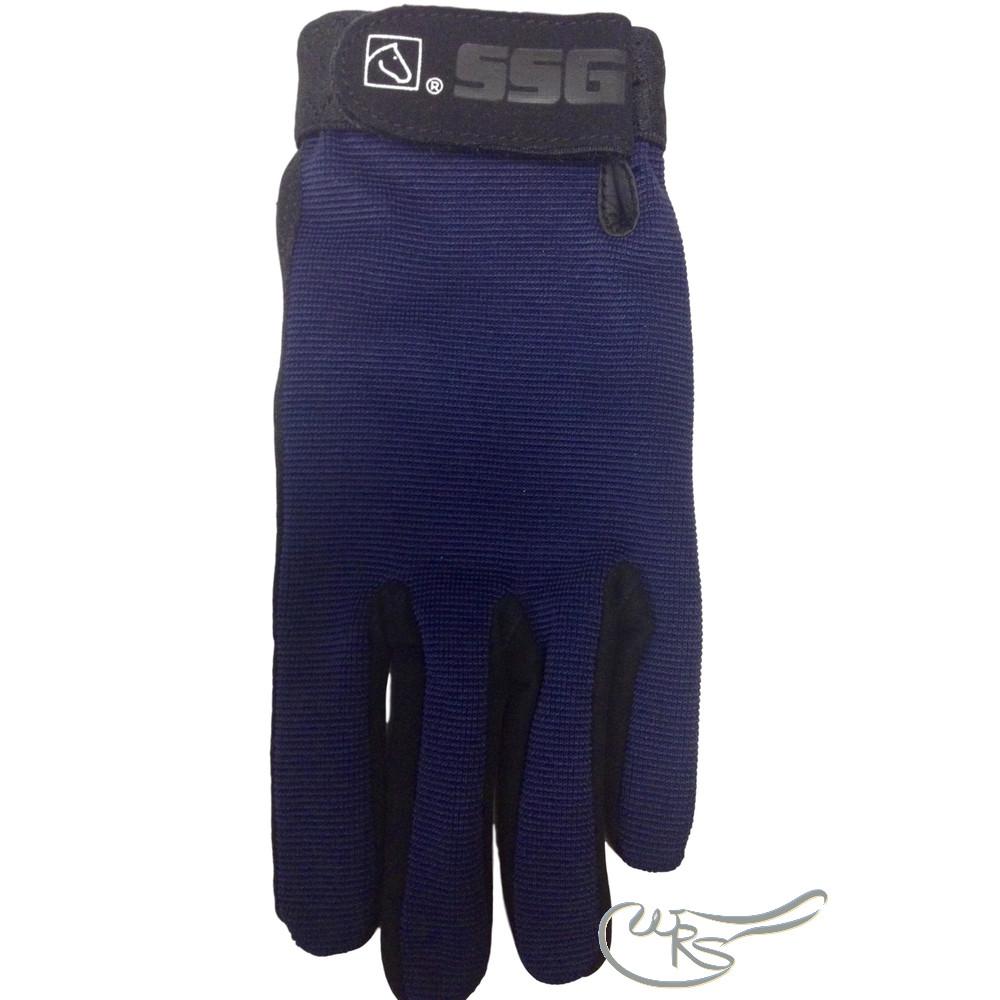SSG All Weather Gloves, Navy Blue