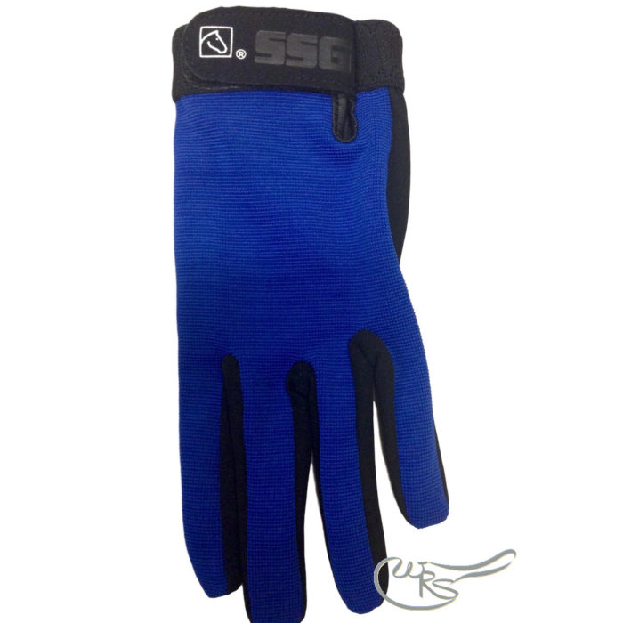 SSG All Weather Gloves, Royal Blue