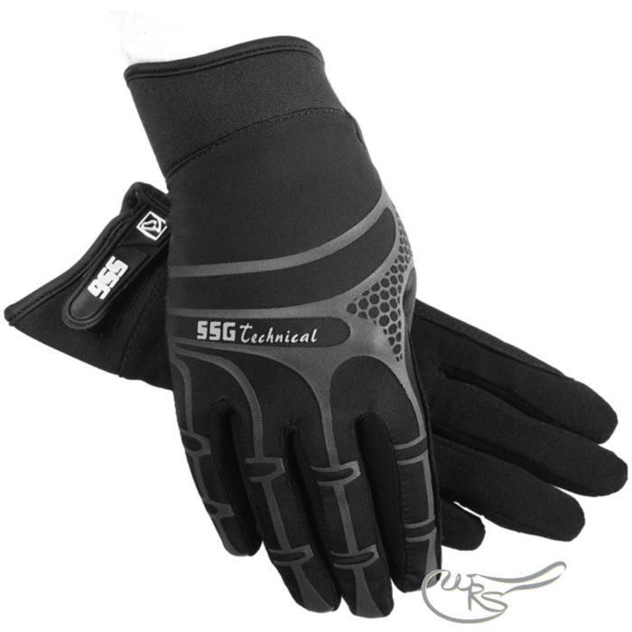 SSG Technical Glove, Black