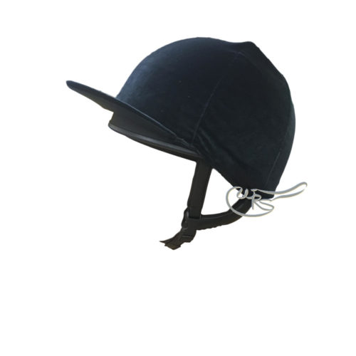 Champion Velvet Hat Cover, Black