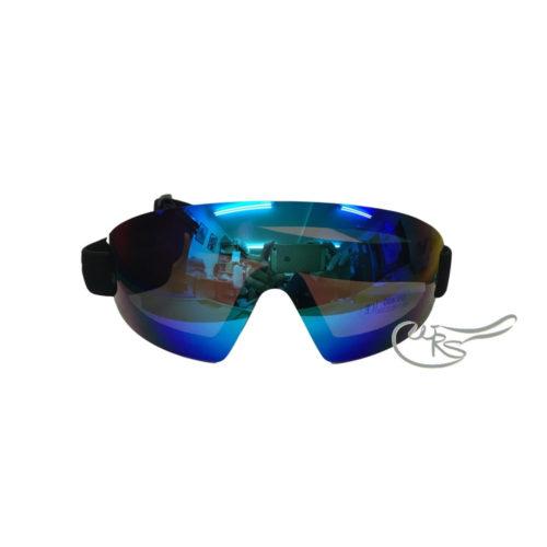 WRS Anti Mist Goggles, Blue Revo