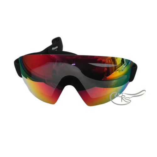 WRS Anti Mist Goggles, Red Revo