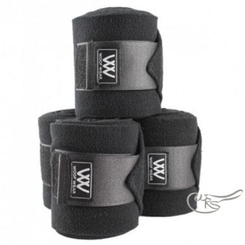 Woof Wear Polo Bandages, Black