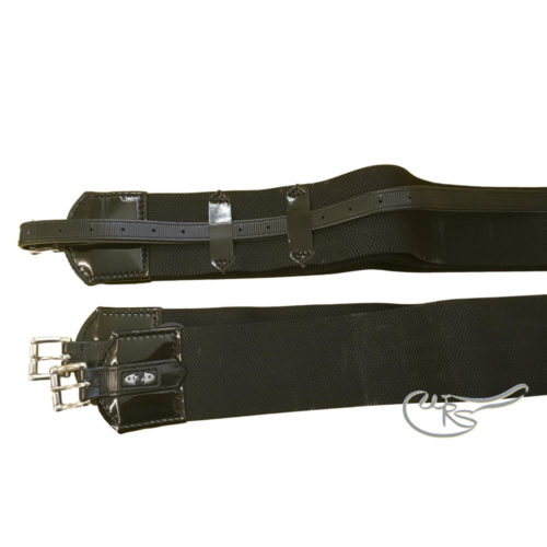 Zilco Double Elastic Girth Set
