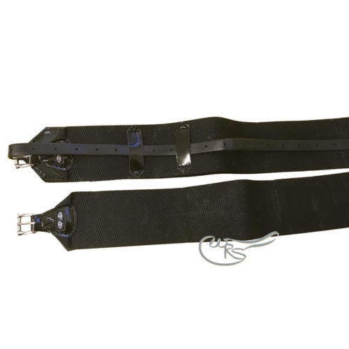 Zilco Single All Elastic Girth Set