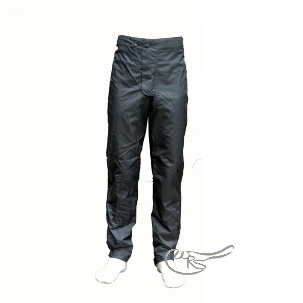 Breeze Up Waterproof Trousers, Black