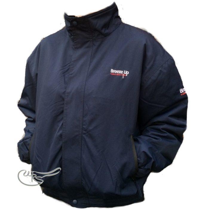 Breeze Up Summer Jacket, Navy Blue