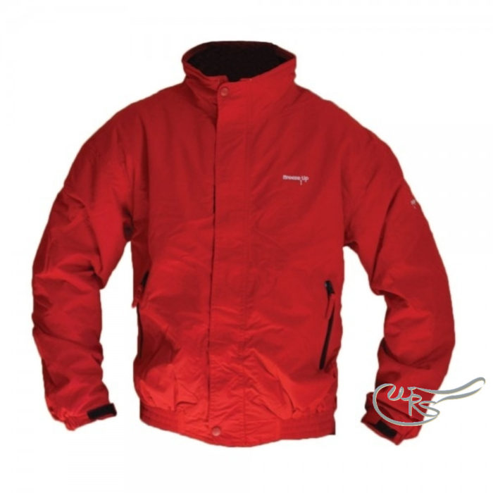 Breeze Up Summer Jacket, Red