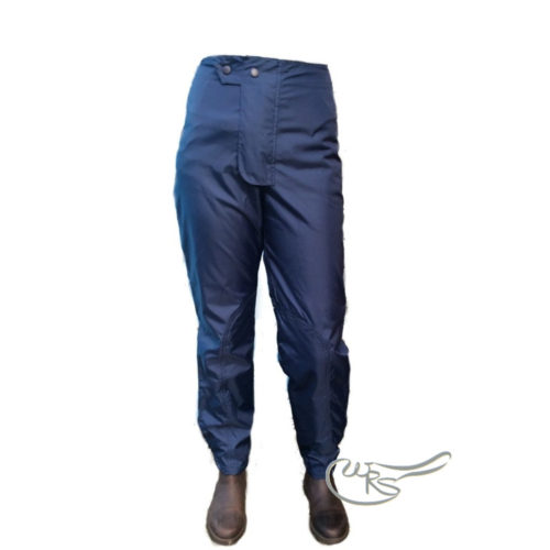 Breeze Up Waterproof Trousers, Navy Blue