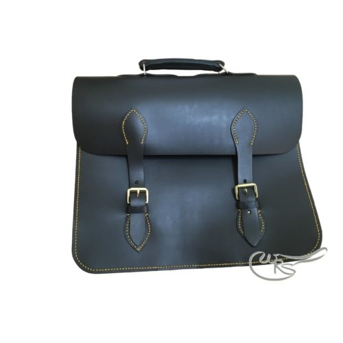 WRS English Leather Colour Bag