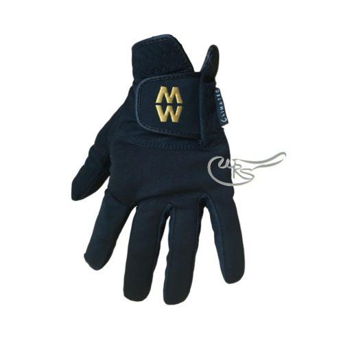 MacWet Climatec Short Cuff Gloves, Black